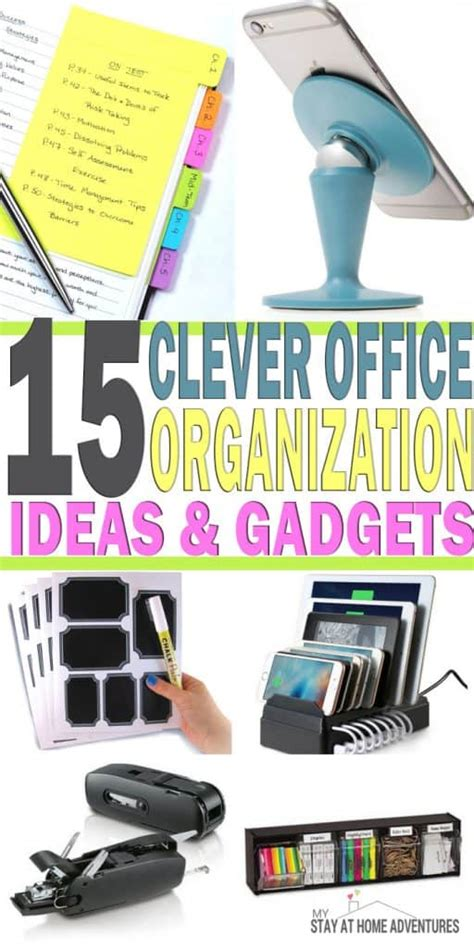 clever gadgets clever office organization ideas and gadgets my stay at