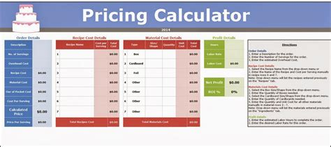 Spreadsheet Software Definition Spreadsheets Software Pricing Template