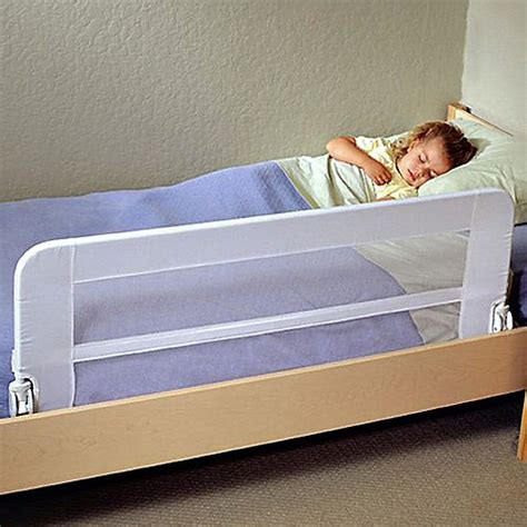 dex safe sleeper bed rail universal safe sleeper bed rail high hinge by dex buybuy baby