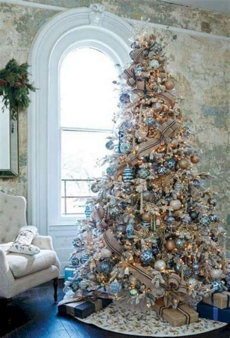 blue and silver tree ideas 15 tree decorating ideas you should consider this year futurist architecture