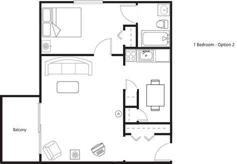 senior living floor plans maple heights retirement community