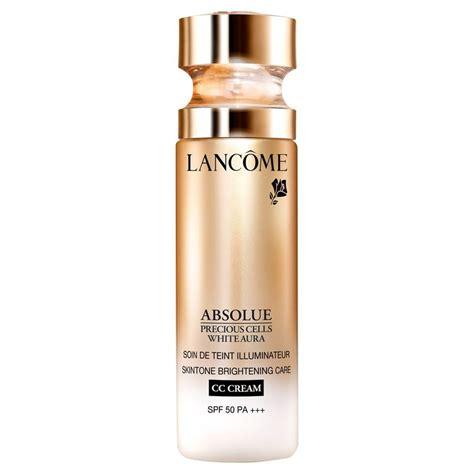 Lancome Cc absolue precious cells white aura cc lanc 244 me 174