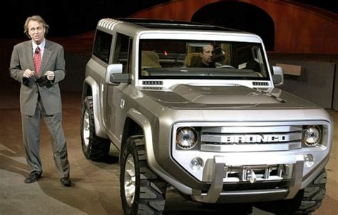 2020 Ford Bronco Official Pictures by New 2020 Ford Bronco Concept Release Date