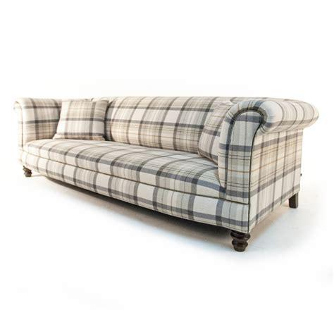 tweed sofas henderson russell valentine sofa in wool tweed