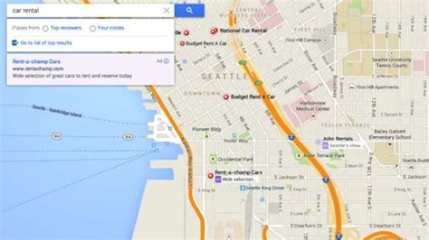 google maps gets cleaner look and orange areas of is this the new google maps gizmodo australia