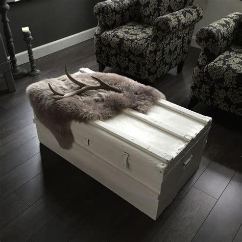 oude kist als salontafel 17 beste idee 235 n over oude kist op pinterest koffer tafel