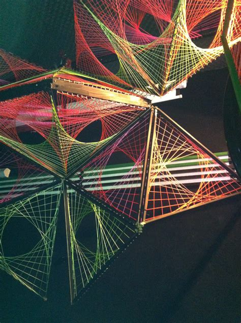 Amazing String - amazing 3d string designs for trance last june