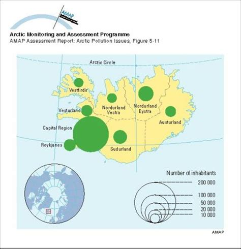 image gallery iceland population