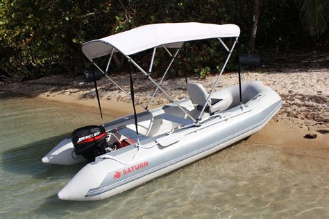 inflatable boat hard floor affordable 13 5 long saturn inflatable motor boat with