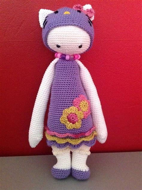 Amigurumi Lalylala hello mod based on a lalylala crochet pattern lalylala amigurumi gallery