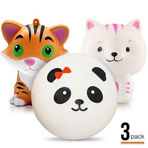 squishy jumbo meow by woow squishies rising jumbo kawaii panda tiger cat
