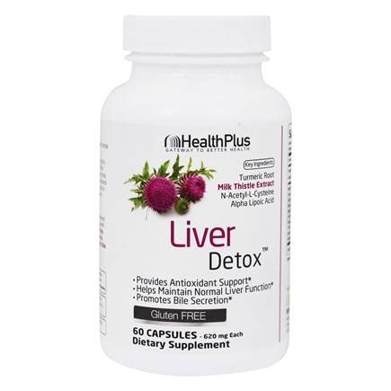 90 For Liver Detox by Buy Health Plus Liver Cleanse 90 Capsules At
