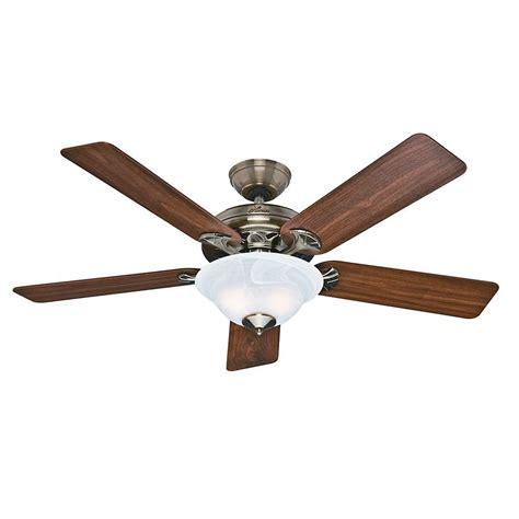 brookline ceiling fan brookline 52 in indoor antique brass ceiling fan
