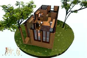 small houses on wheels plans
