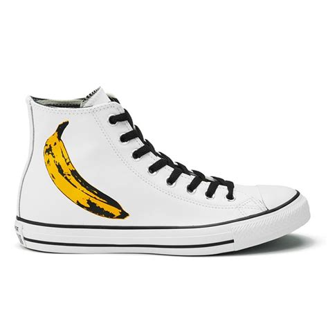 Harga Converse Andy Warhol Banana converse s chuck all warhol banana hi top