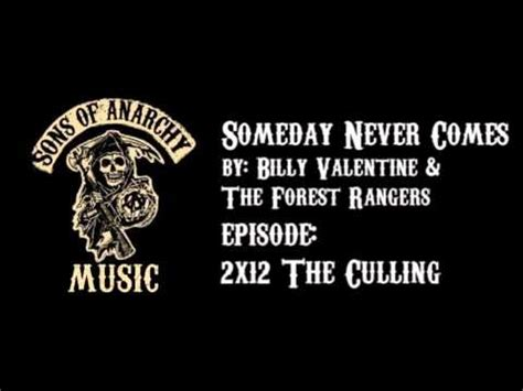 someday never comes billy the forest rangers