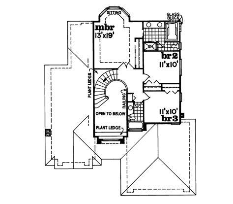 the seawind floor plan seawind sunbelt home plan 062d 0305 house plans and more
