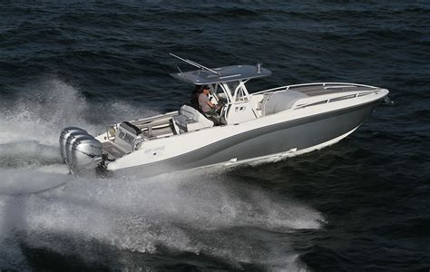 Center Console Cabin by Impact 360 Cabin Boat Build Your Impact 360