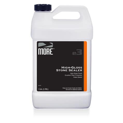 more high gloss stone sealer gallon