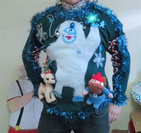 tacky ugly christmas sweaters sanjonmotel