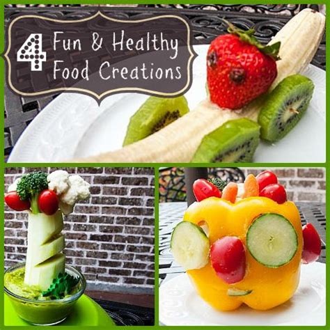 7 Ways To Make Healthy Food More Appealing To Your by 50 Best Images About Food Ideas On