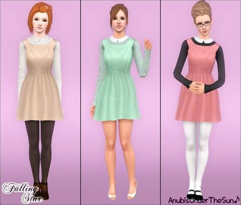 for my sims sunset caramel kawaii mini dress 93 best sims 3 cc images on pinterest female clothing