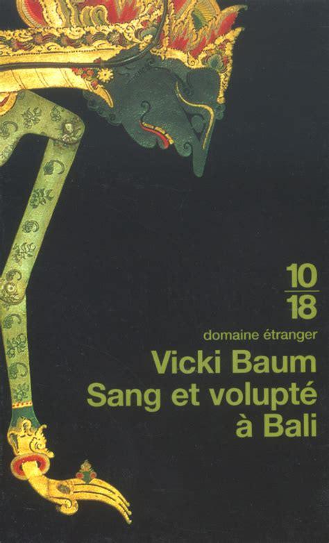 Vicki Baum 10 18