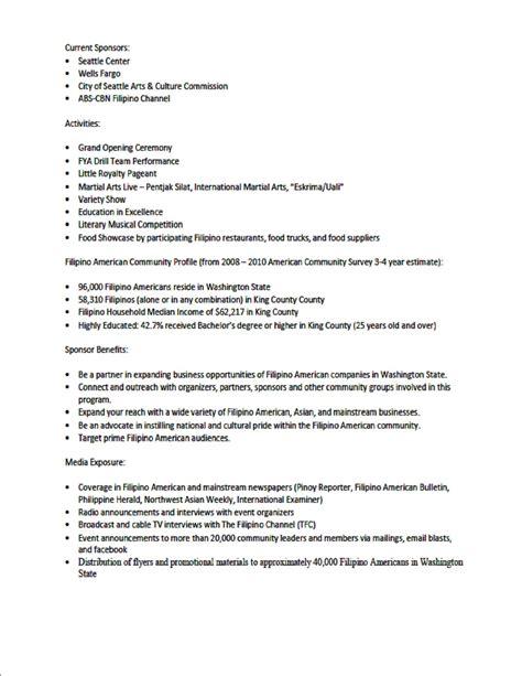 Sponsorship Letter Title 100 40 Sponsorship Letter U0026 Sponsorship Product Letter Business Sponsorship