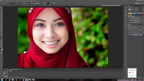 tutorial membuat wajah zombie photoshop membuat foto sketsa wajah dengan photoshop tutorial89
