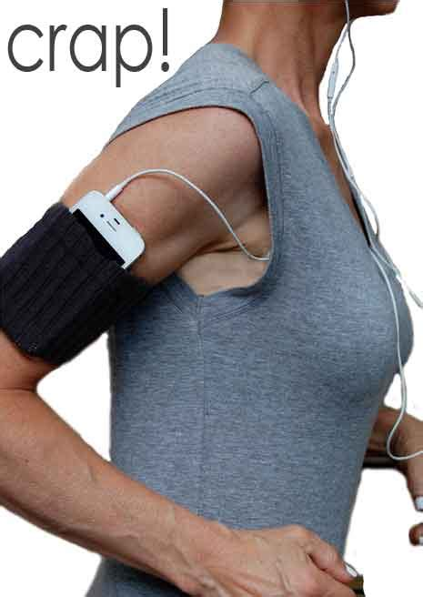 diy sock phone armband the most comfortable iphone armband for exercise the