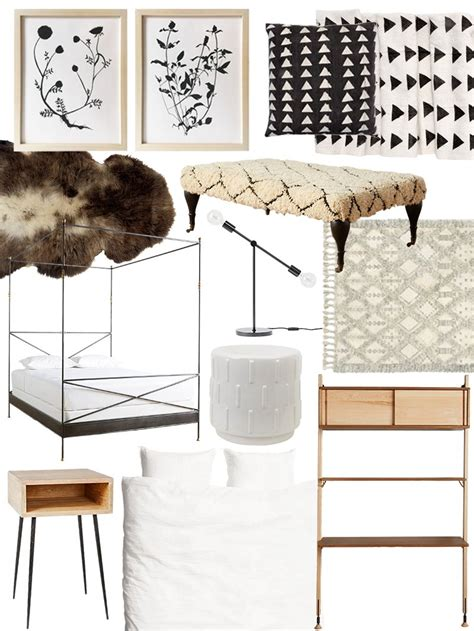 create the look organic modern bedroom shopping guide