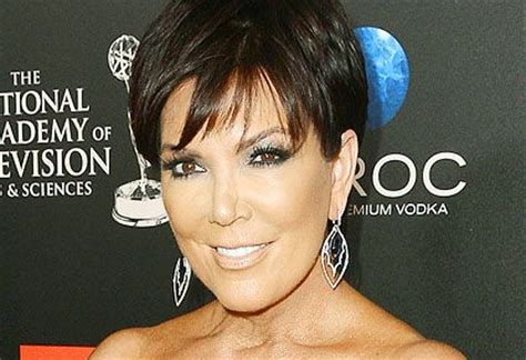 kris jenner haircut back view the back of kris jenners hair short hairstyle 2013