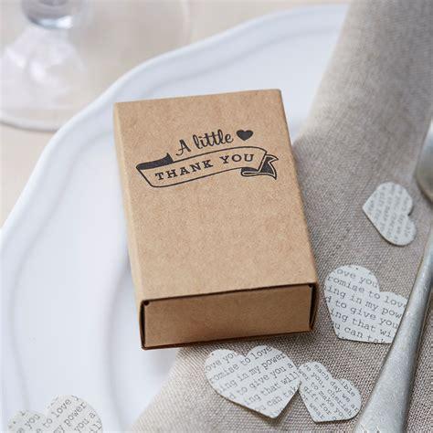 Wedding Box Of Matches Uk by Kraft Matchbox Favour Boxes Uk Wedding Favours