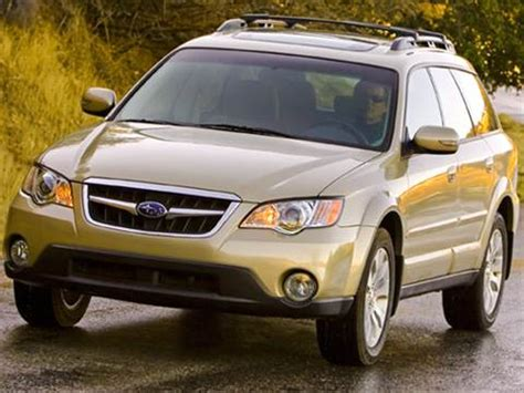 2009 subaru outback | pricing, ratings & reviews | kelley
