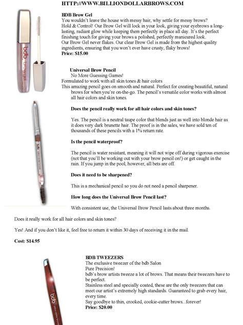 Eyebrow Addict Giveaway Talika by Billion Dollar Brows Giveaway A Addicted