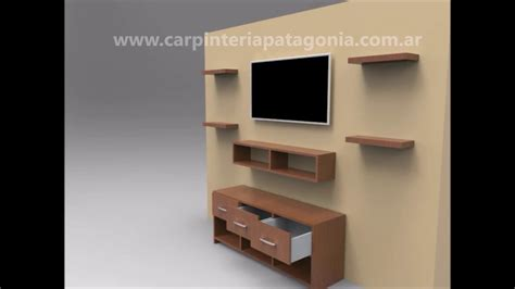 estantes flotantes de madera rack tv estantes flotantes cajonera