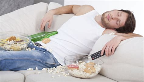 couch potato lifestyle being around a lazy person could make you sluggish too