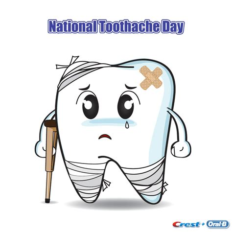 what are days quot toothache day 9th february quot calendarholidays xyz