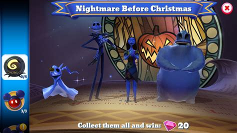 disney infinity nightmare before world skellington invades disney magic kingdoms for