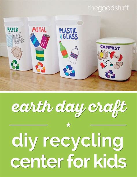 229 Best Project Recycle Create Images On Activities For Crafts For 25 Best Ideas About Recycling Activities For On Prek For All Free Recycle And