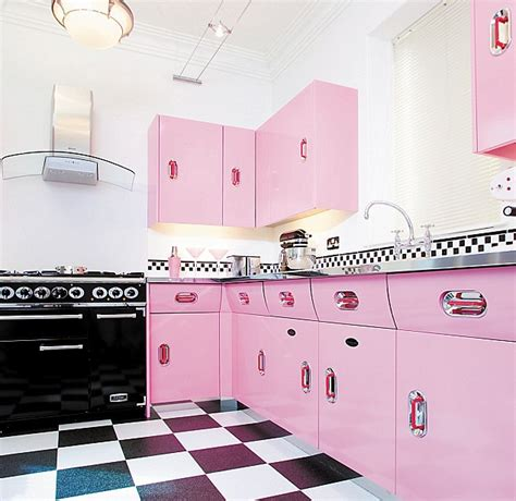 Creme Dela Creme Kitchen by Fifties Style Shades Are Brightening Our Homes