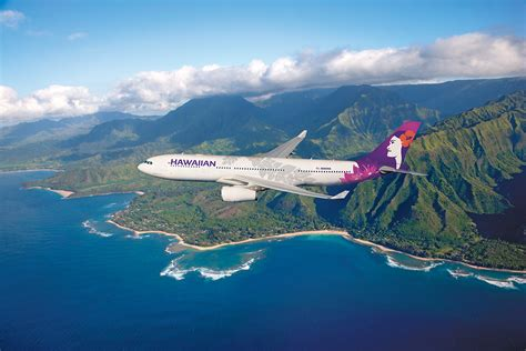 airbus a330 hawaiian airlines