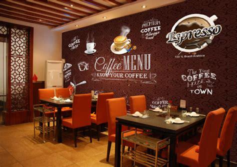 coffee restaurant wallpaper aliexpress com buy custom food shop wallpaper coffee 3d