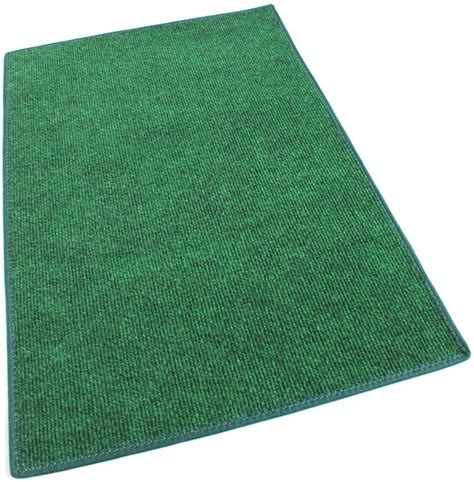 Green Indoor Outdoor Olefin Carpet Area Rug Indoor Outdoor Mats Rugs