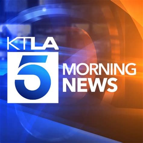 Morning News by Ktla 5 Morning News On Quot Arrested After 14