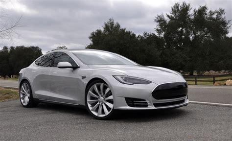 tesla sedan model s car tunning tesla model s ev sedan