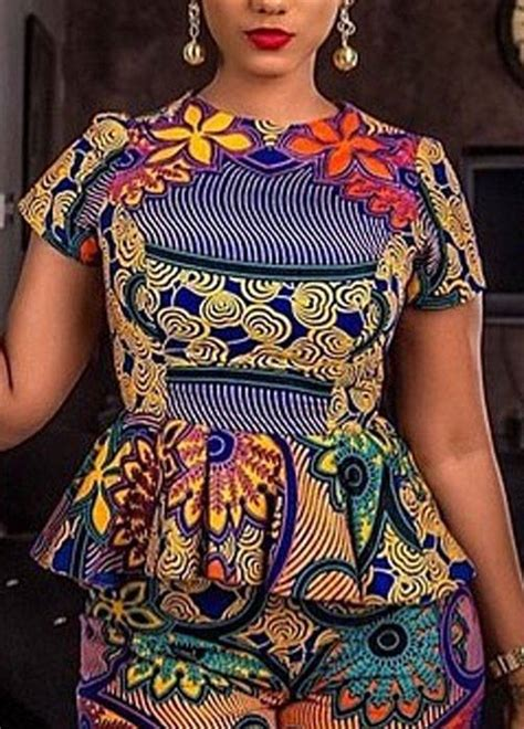 latest ankara peplon styles 100 pictures of the latest ankara peplum styles in 2017