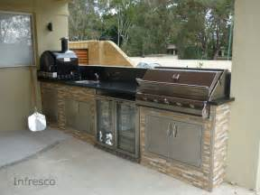 infresco manufactures cabinets suitable for outdoor