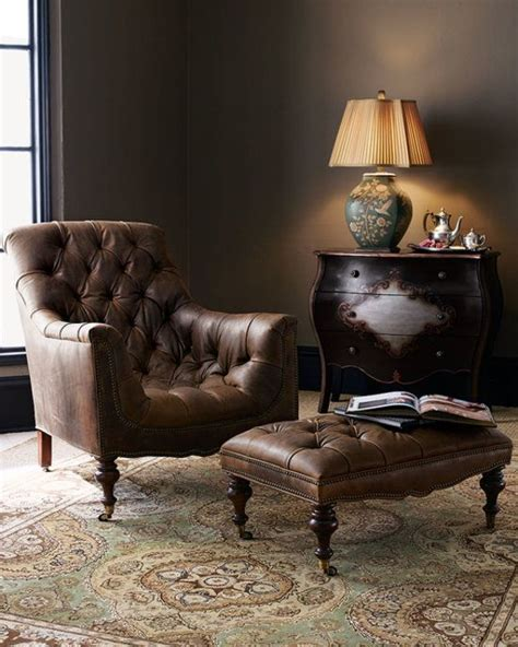 leather reading chair and ottoman popsugar s 2013 holiday gift guide editor ottomans and