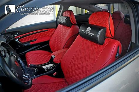 Car Leather Types by Cover Seat For Car Velcromag